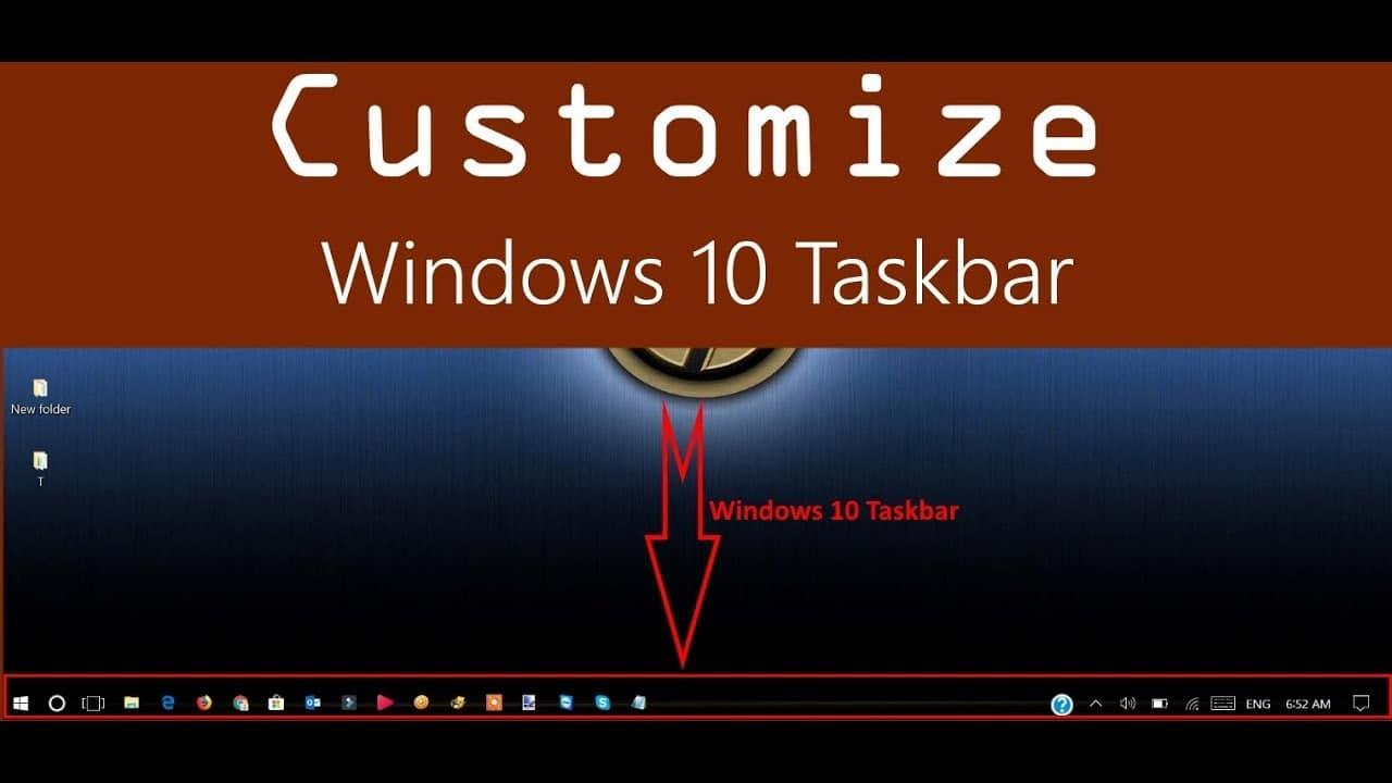 7+ Taskbar Tweaker Review and Tutorial