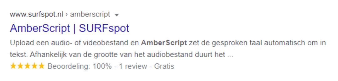 Amberscript Audio And Video Transcription Surfspot Review