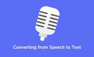 Audio And Video Transcription Amberscript