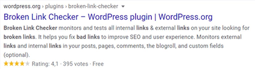 Broken Link Checker Review 2