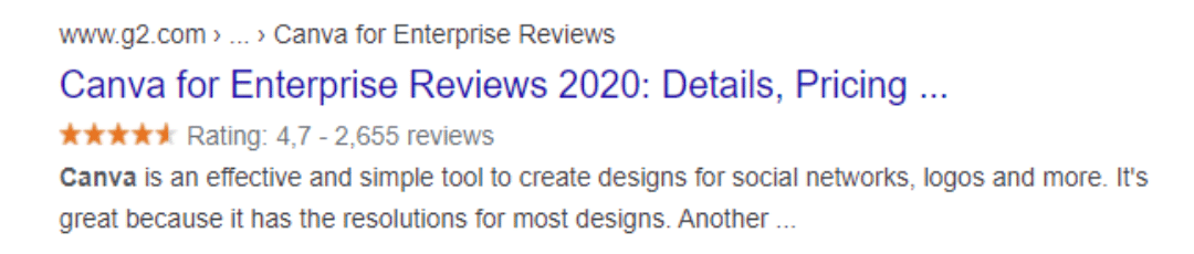 Canva Reviews Image 3