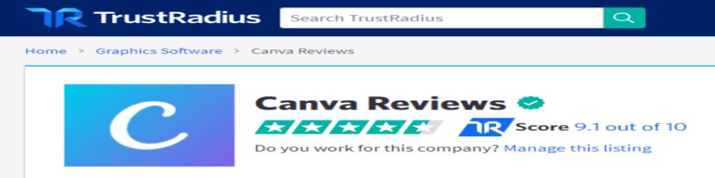 Canva Reviews Image 4