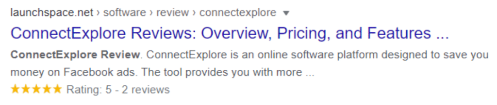 Connectexplore Reviews Image 1