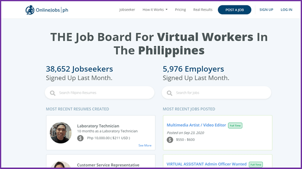hire a virtual assistant philippines