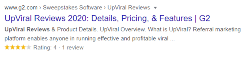 Referral Marketing Software Tools Reviews 1