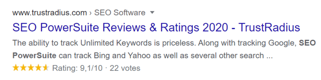 Serp Tracking Tool Reviews Image 3
