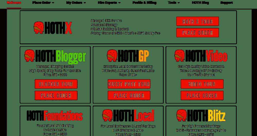 White Label Seo Services Screenshot Image 2