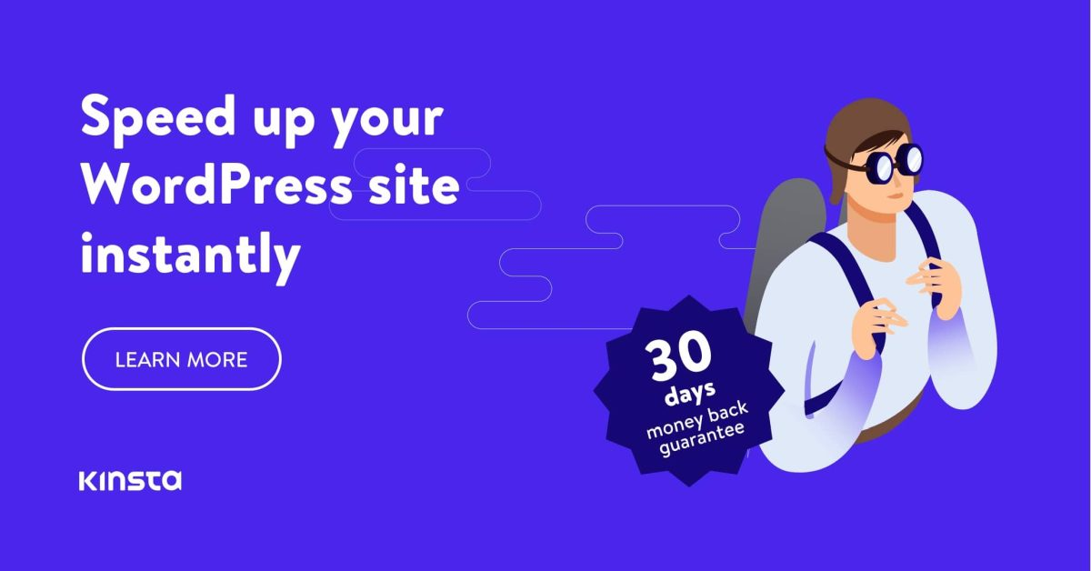 Best Managed WordPress Hosting · Kinsta Review